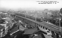 70531-0012 - Elevated Railway Tracks