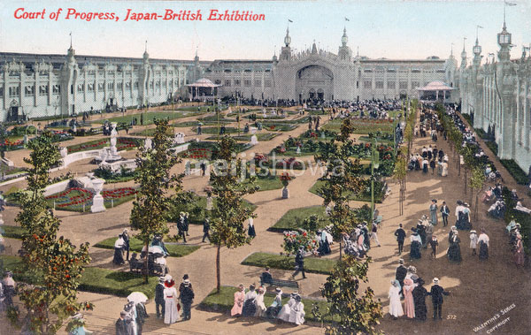 70531-0015 - Japan-British Exhibition
