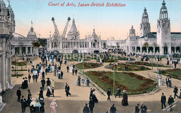70531-0014 - Japan-British Exhibition