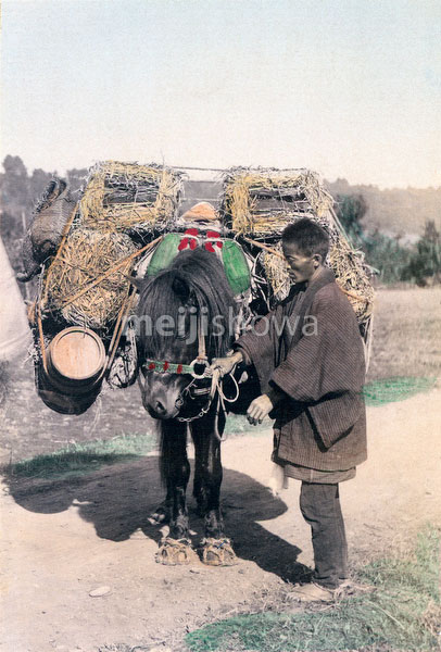 70601-0021 - Pack Horse Driver