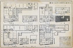 71203-0006 - Map Mainichi Shimbun