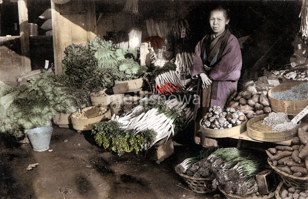 80131-0007 - Vegetable Store