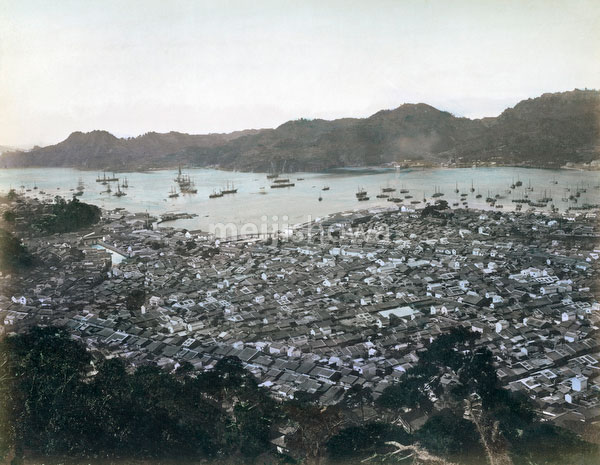 80901-0015 - View on Nagasaki