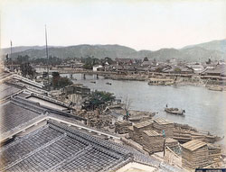 81117-0001 - View on Hiroshima