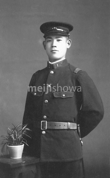 70202-0001 - Man in Uniform
