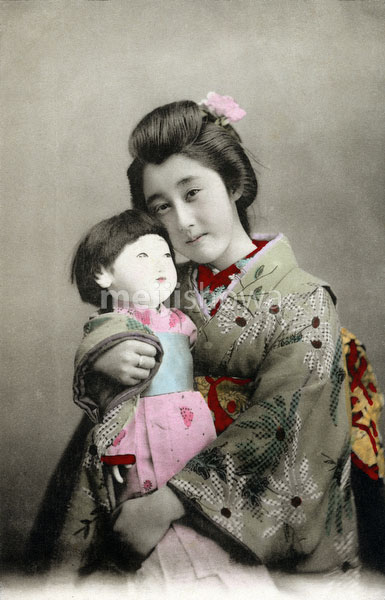 130125-0047 - Woman with Doll