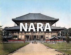 Vintage images of Nara