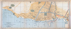 70417-0001 - Map of Yokohama 1920