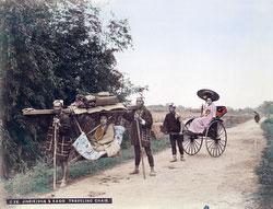 70602-0013 - Kago and Rickshaw