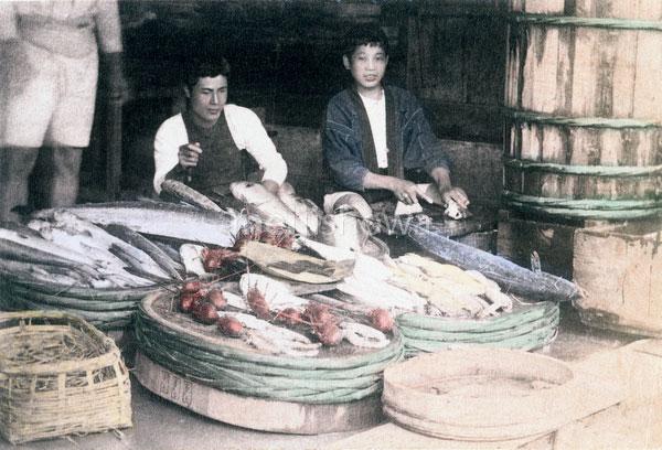 70613-0013 - Fish Shop