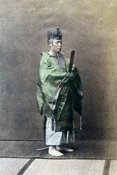 70614-0006 - Shinto Priest
