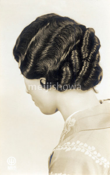 70802-0008 - Modern Hairstyle