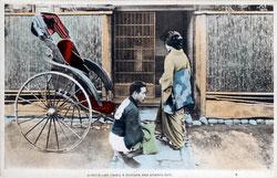 70807-0004 - Riding a Rickshaw