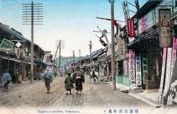 70122-0012 - Yoshidamachi-dori