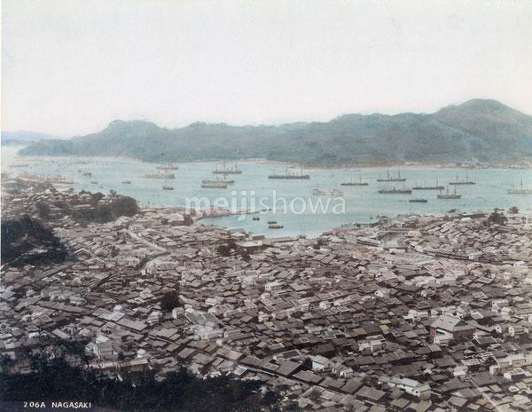 70820-0001 - View on Nagasaki