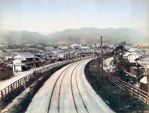 70820-0008 - Railroad Tracks