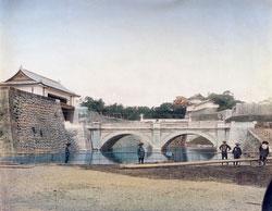 70822-0003 - Nijubashi Bridge