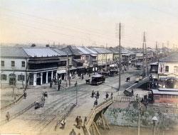 71005-0004 - Shinbashi Bridge Ginza