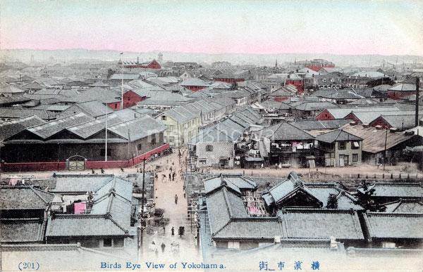 70124-0007 - View on Yokohama