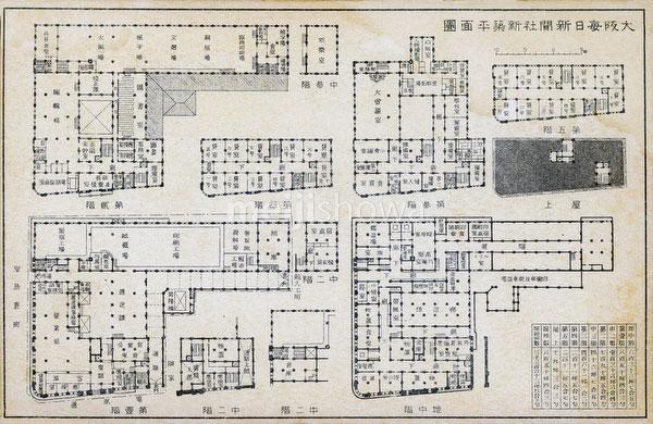 71203-0006 - Map Mainichi Shimbun