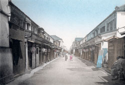 71204-0003 - Shinbashi Geisha Houses