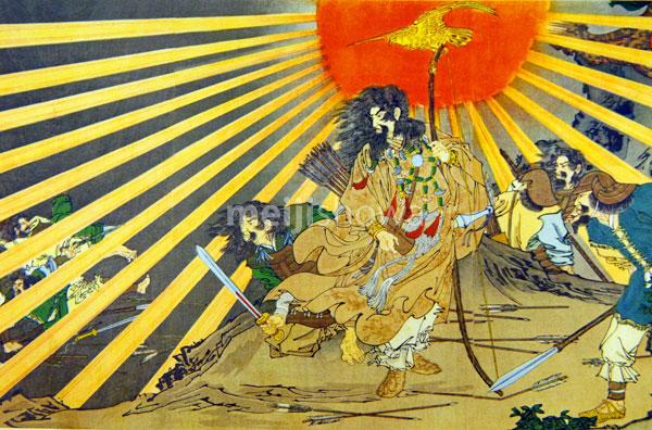 91213-0005 - Emperor Jimmu