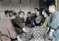 80115-0043 - New Year - Playing Karuta