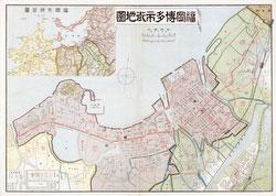 100913-0006 - Fukuoka Map 1920
