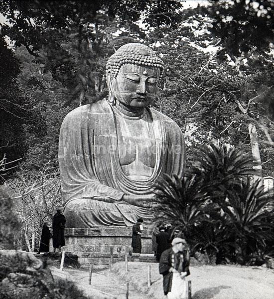 80121-0015 - Kanagawa Buddha