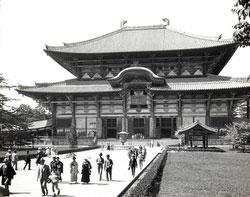 80121-0018 - Todaiji Great Buddha Hall