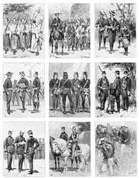 80125-0006 - Japanese Military Uniforms