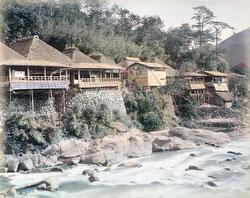 80128-0005 - Sanmaibashi Teahouses
