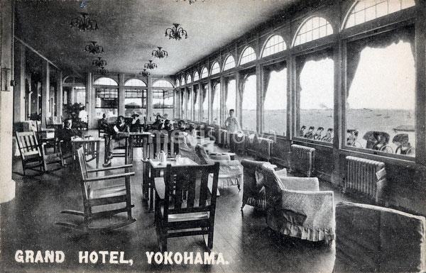 80219-0011 - Grand Hotel Lounge