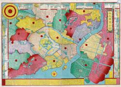 80222-0002 - Tokyo Map 1894
