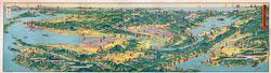 80222-0007 - Kansai Map 1926