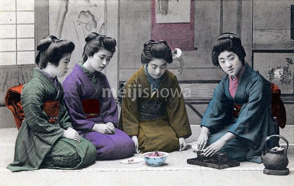 80131-0013 - Tea Ceremony