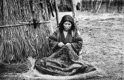 80201-0052 - Ainu Woman