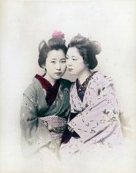 80626-0007 - Women in Kimono