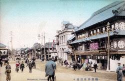 101004-0013 - Bashamichi-dori