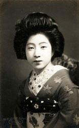 101004-0024 - Woman in Kimono