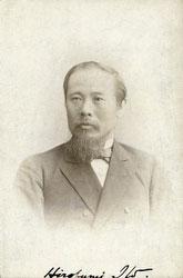 101104-0001 - Hirobumi Ito by Shinichi Suzuki