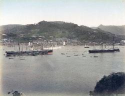 80717-0001 - Nagasaki Harbor