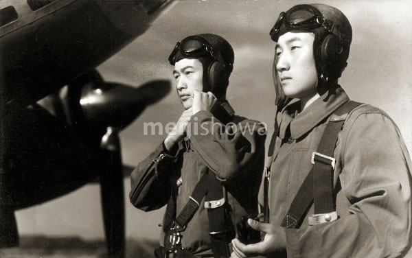 101004-0037 - Japanese Fighter Pilots