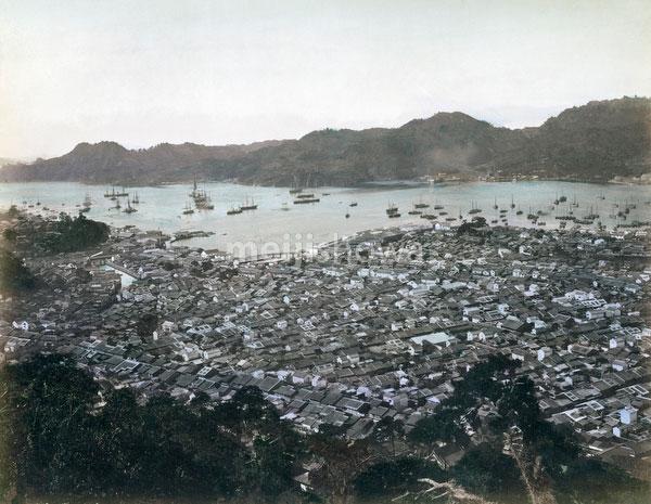 80901-0015 - View on Nagasaki