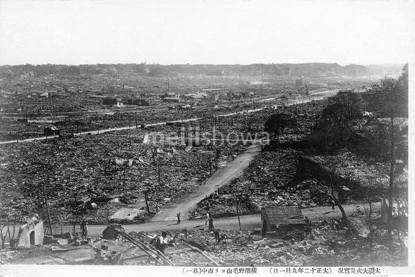 81003-0007 - Great Kanto Earthquake