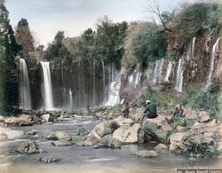 81003-0013 - Shiraito Waterfalls
