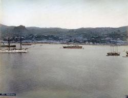 81117-0009 - Nagasaki Harbor