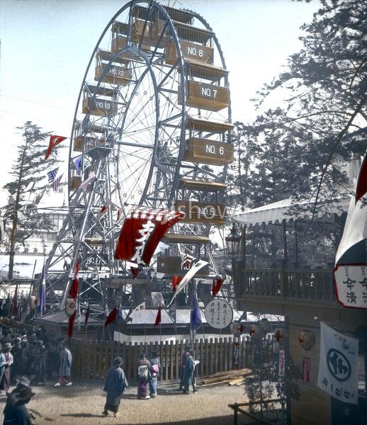 81118-0001 - 1907 Ferris Wheel