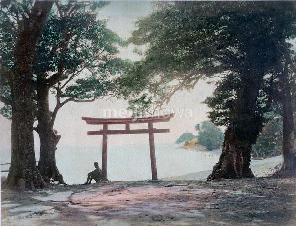 90116-0004 - Torii in Honmoku