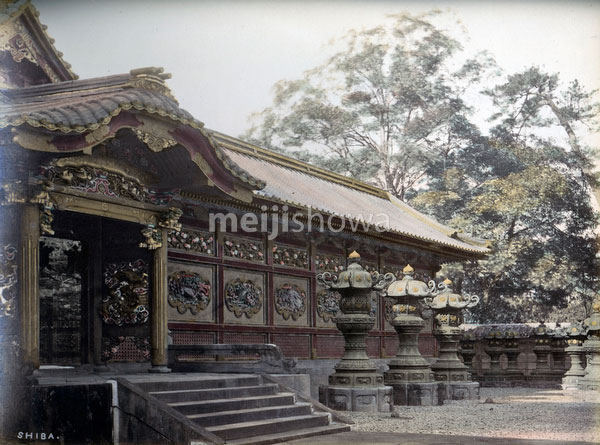 90515-0003-PP - Zojoji Temple